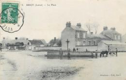 CPA 45 Loiret Bricy La Place - France