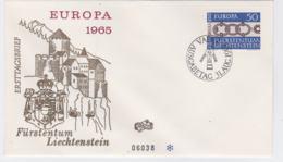Liechtenstein FDC 1965 Europa CEPT   (G103-19) - Europa-CEPT