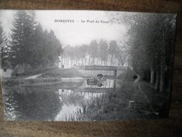 DORDIVES LE PONT DU CANAL - Dordives