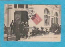 Montargis. - Inauguration De La Caisse D'Épargne. - Montargis