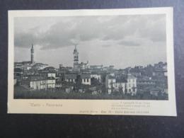 20004) CANTU PANORAMA FRASE DI CARCANO IL CAMPANILE LUNGO NON VIAGGIATA 1918 CIRCA - Como