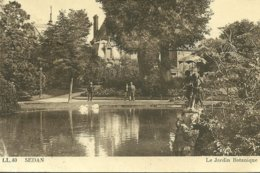 08 Ardennes  SEDAN  Le Jardin Botanique - Sedan
