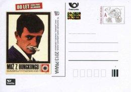"""Entier Postal De 2013 Sur Carte Postale Illustrée """"Jean-Paul BELMONDO"""" - Entiers Postaux"""