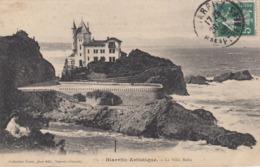 Cp , 64 , BIARRITZ , La Villa Belza - Biarritz