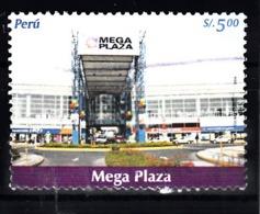 """Peru 2005 Mi Nr  2028, Architectuur, """"Mega Plaza"""", Lima - Peru"""