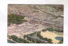 CPM PARIS PLACE DE LA CONCORDE, LA MADELEINE - Places, Squares