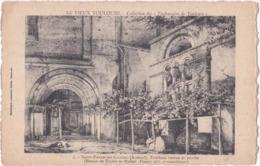 31. LE VIEUX TOULOUSE. Saint-Pierre-des-Cuisines (Arsenal). Tombeau Roman Et Porche. 5 - Toulouse