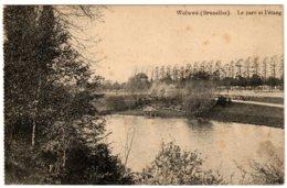 WOLUWE - Le Parc Et L'étang - Woluwe-St-Pierre - St-Pieters-Woluwe