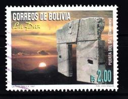 Bolivia 1997 Mi Nr 1350 , Tiahuanaco - Bolivia