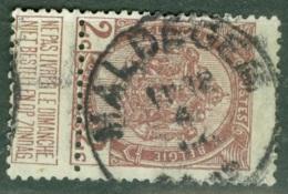 Maldegem   Sur  82  TB - 1893-1907 Stemmi