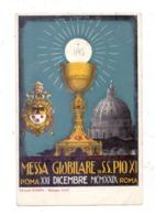 VATICAN - MESSA GLOBILARE Di S.S. PIO XI, Roma 1924 - Vatikanstadt