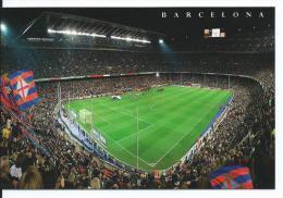"ESTADIO - STADIUM - STADE - STADION .-  "" CAMP NOU "" .- BARCELONA - Soccer"