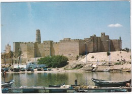 Le Ribat - Monastir  - (Tunisie) - Bateaux - Tunesië