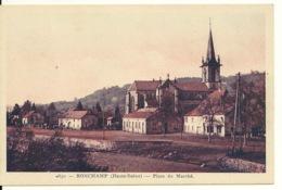 70 - RONCHAMP / PLACE DU MARCHE - Other Municipalities