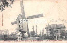 Le Moulin Et Le Château - Montaigu - Scherpenheuvel - Scherpenheuvel-Zichem