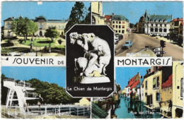 45   Montargis Vues Multiples - Montargis