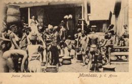 KENYA MONBASA Native Market - Kenia