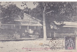 1964/ Au Quartier Du Commerce, Huahine ( Iles Sous Le Vent De Tahati) 1904 - Tahiti