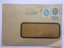 GERMANY 1920`s Official Envelope - Brieven En Documenten
