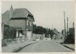 62-629 - PAS DE CALAIS - CORBEHEM - Rue De Gouy - Photo D'essai Pour Tirage - France