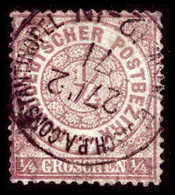 Gest. Deutsche Auslandspost Türkei, Vorläufer - Stamps