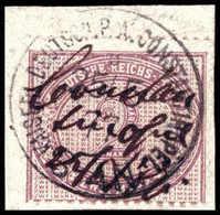 Briefst. Deutsche Auslandspost Türkei, Vorläufer - Stamps