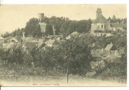 70 - RUPT SUR SAONE / LE CHATEAU ET L'EGLISE - Other Municipalities