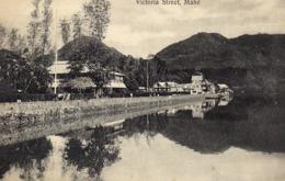 SEYCHELLES Victoria Street Mahé - Seychelles