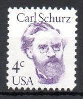 USA. N°1480 Sans Gomme De 1983. Carl Schurz. - Vereinigte Staaten
