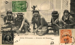 ECUADOR. INDIOS CHIUASOS. ORIENTE - Ecuador