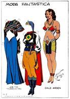 El Boletin: Poster DIN 3 Numero 006: Flash Gordon Modelo 06: Dale Arden - Bücher, Zeitschriften, Comics