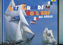 France-1999-Les Grands Voiliers-Livre** Avec Bloc +10 Feuillets Contenant Chacun Un Timbre (3269 à 3278) - Postdokumente