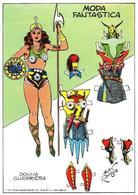 El Boletin: Poster DIN 3 Numero 003: Flash Gordon Modelo 03: Mujer Guerrera - Unclassified