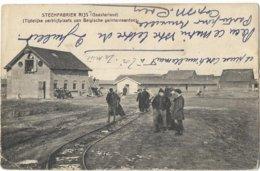 Eerste Orloog 14 / 18 - Gaasterland - Steenfabriek Rijs - Belgische Geinterneerden 1915 - Autres