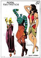 El Boletin: Poster DIN 3 Numero 009: Flash Gordon Modelo 09: Dale Arden - Livres, BD, Revues