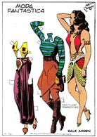 El Boletin: Poster DIN 3 Numero 009: Flash Gordon Modelo 09: Dale Arden - Unclassified
