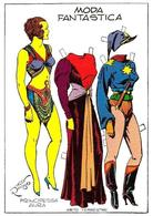 El Boletin: Poster DIN 3 Numero 008: Flash Gordon Modelo 08: Princesa Aura - Bücher, Zeitschriften, Comics