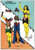 El Boletin: Poster DIN 3 Numero 001: Flash Gordon Modelo 01: La Princesa Aura - Bücher, Zeitschriften, Comics