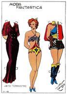 El Boletin: Poster DIN 3 Numero 011: Flash Gordon Modelo 11 - Bücher, Zeitschriften, Comics