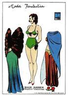 El Boletin: Poster DIN 3 Numero 014: Flash Gordon Modelo 14 - Bücher, Zeitschriften, Comics