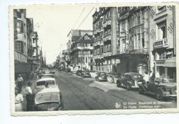 De Panne Boulevard De Dunkerque ( Old Timer - Cabriolet - Décapotable ) - De Panne