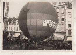 Montgolfière - à Situer - Luchtballon - Te Situeren - Photo 6.5 X 9 Cm - Aviation