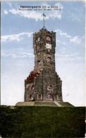 Habsburgwarte - Aussichtsturm Auf Dem Altvater * 6. 8. 1918 - República Checa