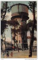 Carte Postale 59. Dunkerque  Malo  Chateau D'eau  Chapiteau Trés Beau Plan - Dunkerque