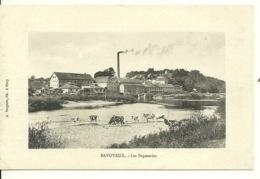 70 - SAVOYEUX / LES PAPETERIES - Other Municipalities