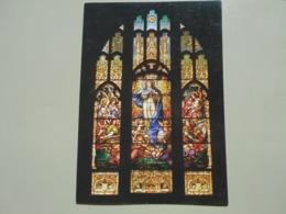 ETATS UNIS AZ ARIZONA AERIAL BISBEE ST. PATRICK'S CHURCH ASSUMPTION WINDOW - Etats-Unis