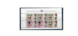 A586. Netherlands / Pays-Bas / Nederland / Paises Bajos / 1984 / Kinderzegels / Filatelia Infantil / BD / Comics - Comics