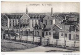 Carte Postale 59. Dunkerque  Malo  L'Hopital Trés Beau Plan - Dunkerque