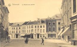 Tirlemont - Le Marché Aux Poulets - Tienen