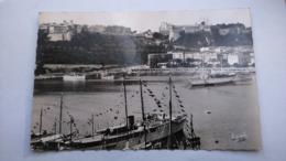 Carte Postale ( AA4 ) Ancienne De Monté Carlo , Le Port Et Monaco - Monte-Carlo